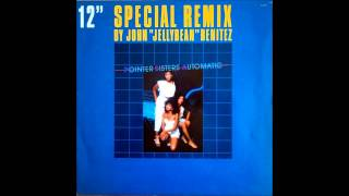 Pointer Sisters - Automatic - Special Remix