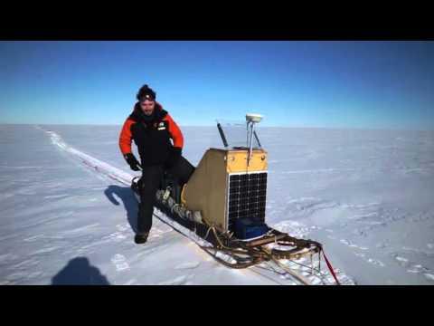 Kamb Ice Stream 2015/16, West Antarctica