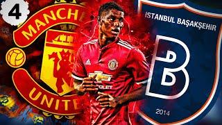 FIFA 21 Карьера Манчестер Юнайтед Лига Чемпионов Манчестерское Дерби