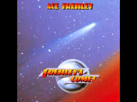 Ace Frehley  Into the Night  Frehleys Comet