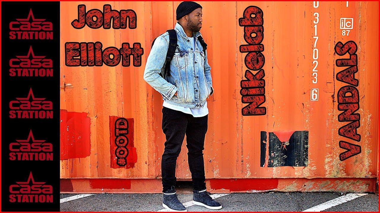 John Elliott Co. Nikelab Vandal High