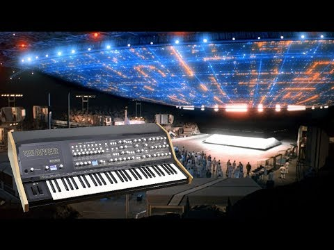 """Close Encounters Of The Third Kind """"The Conversation"""" Performed On The Baloran The River Synthesizer"""