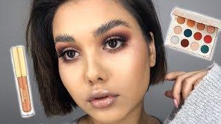 Neutral Smokey Eye Makeup Tutorial