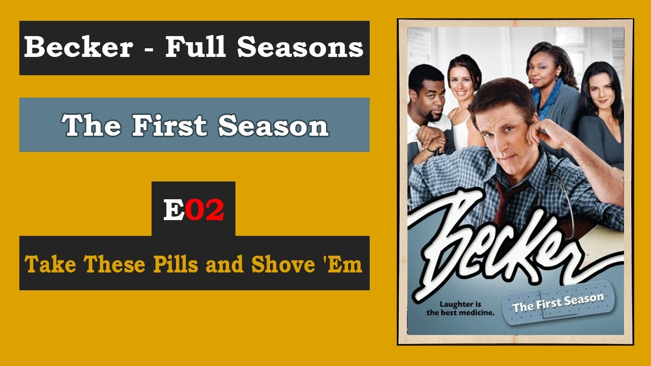 Download Becker - The First Season S01E02 - Take These Pills and Shove 'Em