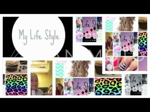 Our Channel´s Trailer// My Life Style
