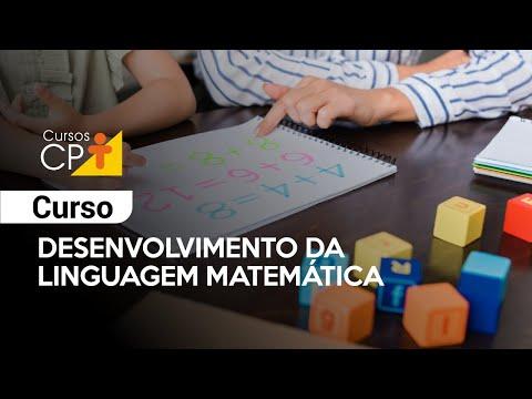 Clique e veja o vídeo Curso Desenvolvimento da Linguagem Matemática
