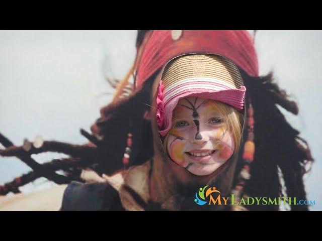 Ladysmith Maritime Society Kids' Pirate Day 2019 at the Ladysmith Community Marina
