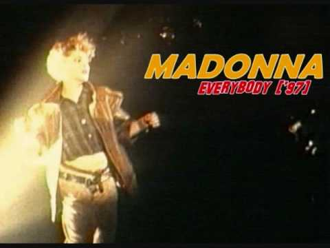 Madonna: Everybody ['97] [Demo]