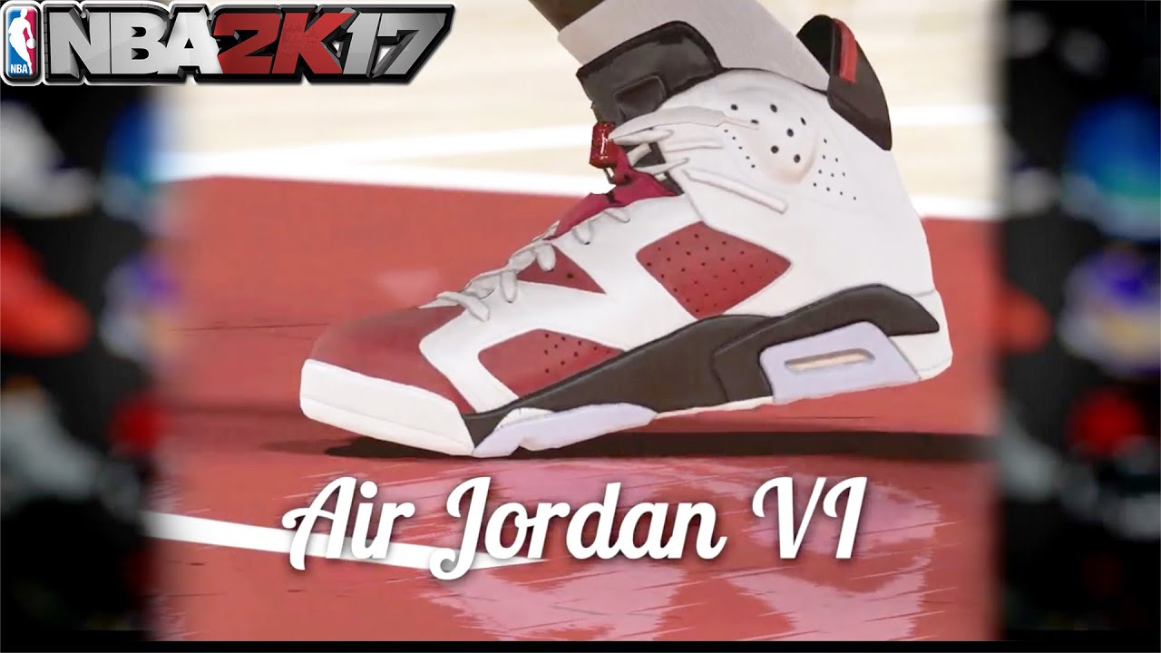 jordan shoes on 2k17 how to get dimer in 2k17 how to dunk in 2k