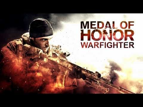 Medal Of Honor Warfighter (2012) H.A.H.O (Soundtrack OST)