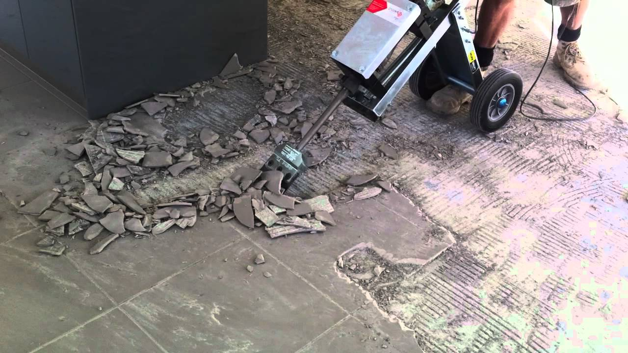 floor tile stripping - youtube