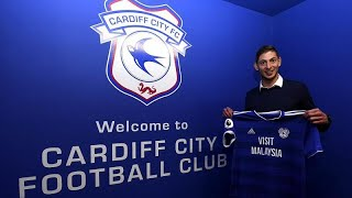 Footballer Emiliano Sala was aboard missing plane, French Civil Aviation Authority confirms