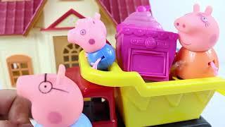 Pig Pepa Ailesi Çizgi Filmleri Eğlenceli Videolar