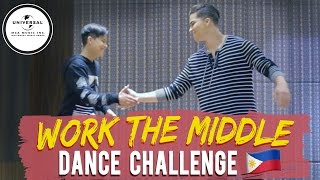 Work The Middle Dance Challenge By Alex Aiono Kyle Echarri