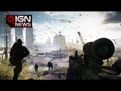 IGN News - Battlefield 4 Problems Halt 'Future Projects'