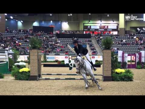 Jump Off: National Horse Show Grand Prix