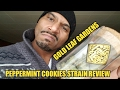 Gold leaf gardens peppermint cookies strain review