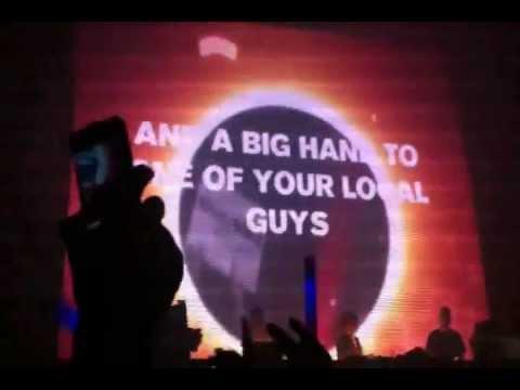 Sun&Moon / One More Time (Daft Punk) - Above & Beyond (TATW400 Beirut)