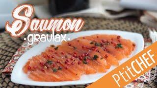 Recette de saumon gravlax rempli de saveurs - Ptitchef.com