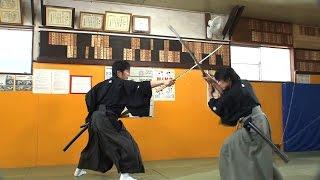 抜刀術①〜天心流兵法〜Tenshinryu Hyouho Battojutsu