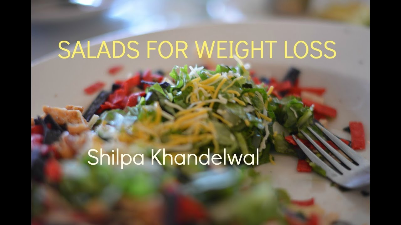 Healthy Vegetable Salad Recipes For Weight Loss How To Make Salads At Home In India