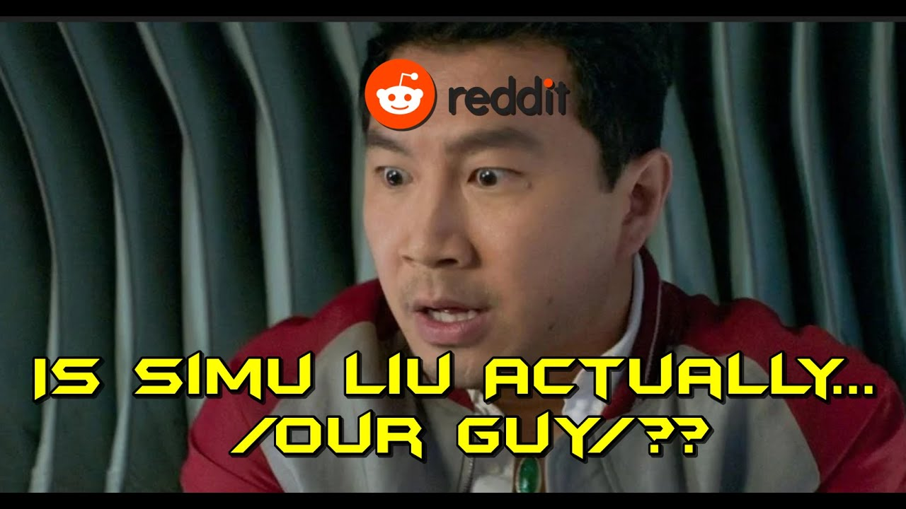 Is Simu Liu Really /Our Guy/?
