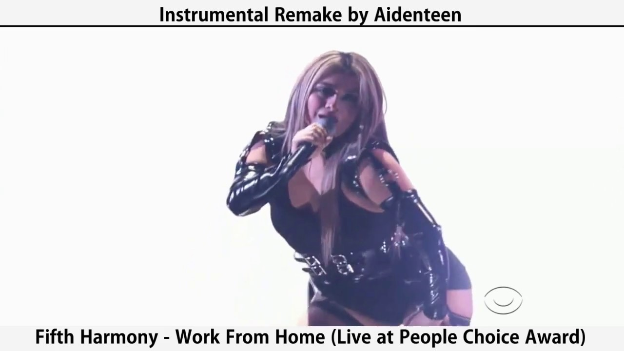 fifth harmony work from home download fifth harmony work from home pca s live studio 1537