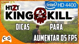 H1Z1 King of the Kill Gameplay Intel HD Graphics + Dicas Para Aumentar os FPS Para PC Fracos #259