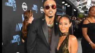 August Alsina Admits To Cheating With Jada Pinkett Smith