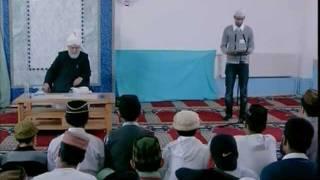 Gulshan-e-Waqfe Nau 8 Oct 2011 Khuddam/Atfal Class in Hamburg, Germany, Islam Ahmadiyyat