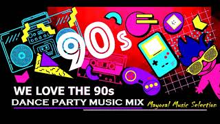 90's Club Hits Retro Dance Music From The 90's|90's Dance Mix|Dance 90's Hit Mix (Eurodance)