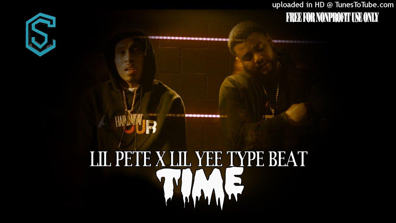 Download FREE Lil Pete x Lil Yee x Lil Yase Type Beat 2019 - Time   Sad Rap instrumental Prod.Samply Charish