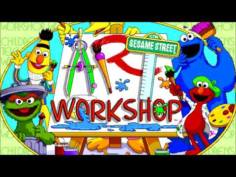 Sesame Street: Art Workshop (1995)