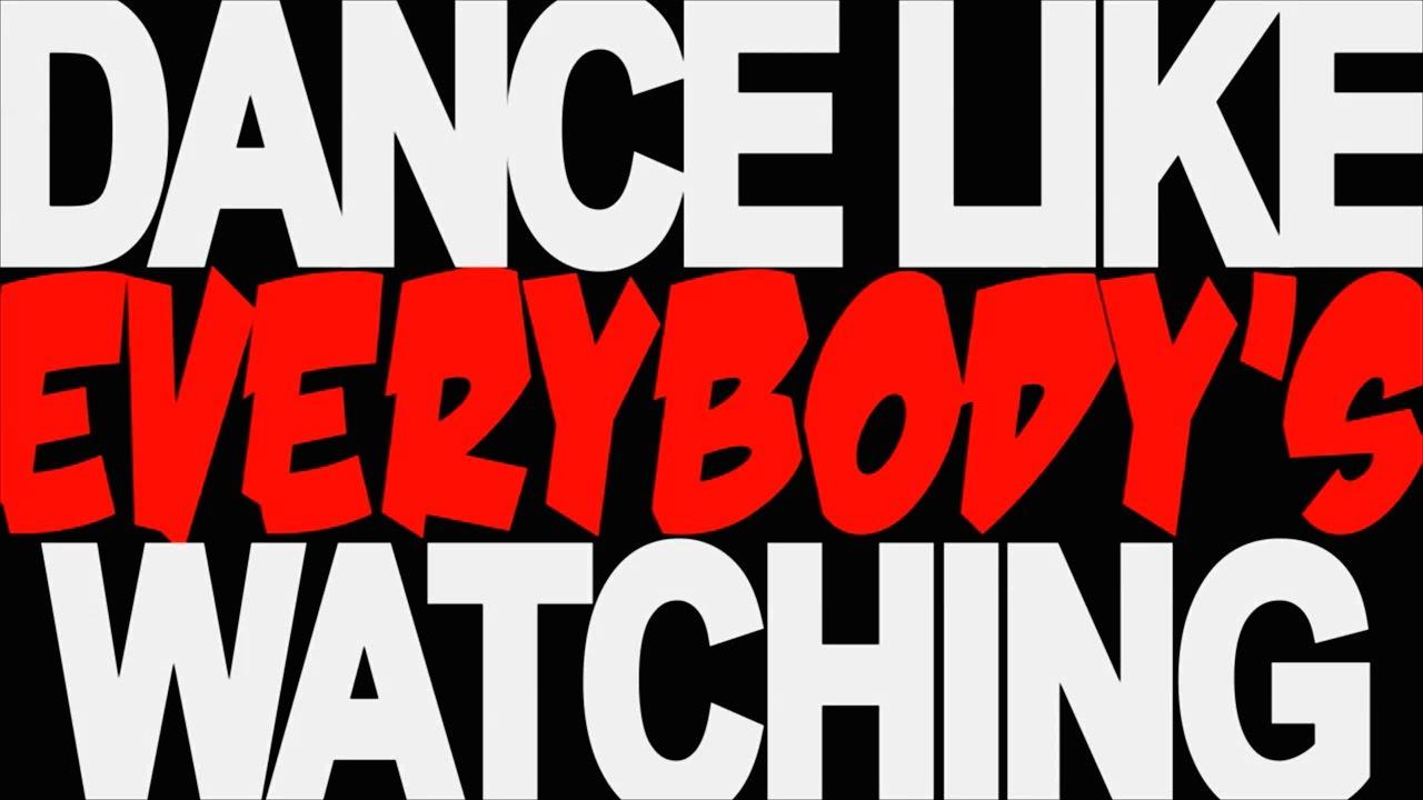 Dance Like Nobody's Watching: The Harley Shake