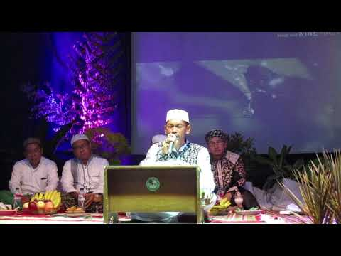 Pembacaan Kalam ilahi oleh Ust Ubaidillah