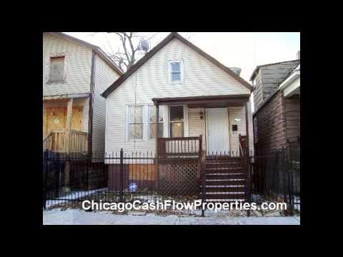 Cash Flow Property - Net $1,000 A MONTH! http://www.ChicagoCashFlowProperties.com