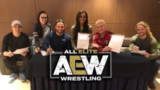 NoDQ Review #43: Launch of All Elite Wrestling; Death of Mean Gene Okerlund, more thumbnail