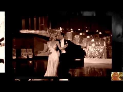 Fred Astaire Ginger Rogers Dancing In The Dark Ambrose Hotel Mayfair Orchestra Youtube