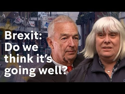 Brexit outside the bubble: How do people think Brexit is going? Mp3