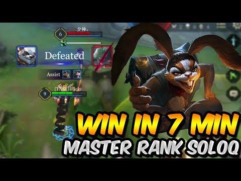MASTER RANK 7