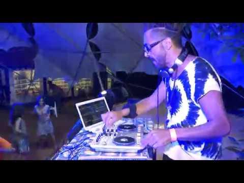 DJ Anirvan Deva at Ananda Festival of Bliss 2017