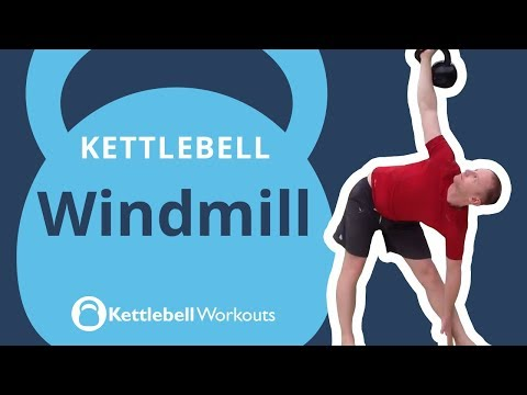 How To Perform and Master the Kettlebell Windmill Exercise