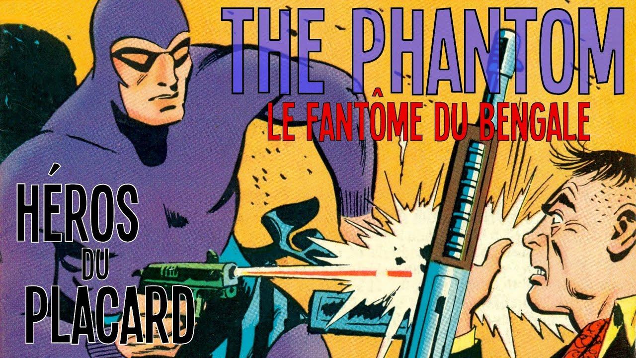 Héros du Placard - The Phantom (Le Fantôme du Bengale)