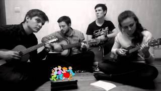 Кравц обнуляй укулеле + гитара