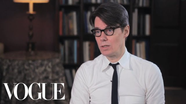 The Greatest Legacy Of Punk Is Diy Andrew Bolton Vogue Met Gala Youtube