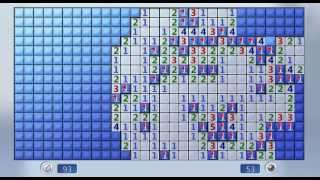 Arcade Games- Minesweeper completed in 220 seconds!