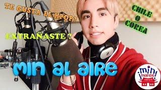 MIN EN LA RADIO (mini entrevista)