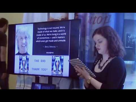 Rosanna McNamara, '15 Minutes of Utopia - A Cyborg Manifesto'