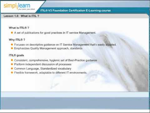What is ITIL? | ITIL 2011 (Foundation) Certification Training Online ...