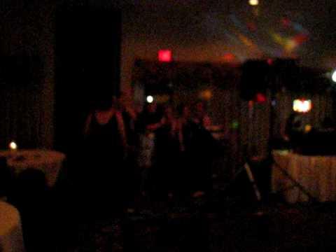 The Girls Sing Spice Girls Karaoke at Wedding Reception